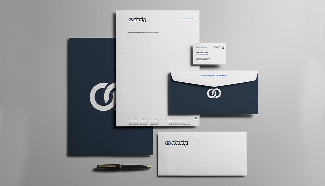 Design und Marketing bei DADG